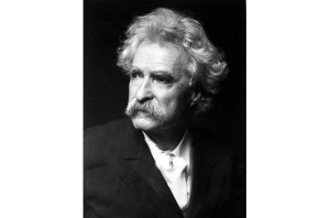 Mark Twain has a famous quote about quitting smoking