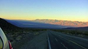 Death Valley Sunset