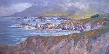 Soberanes, big sur, seascape, california