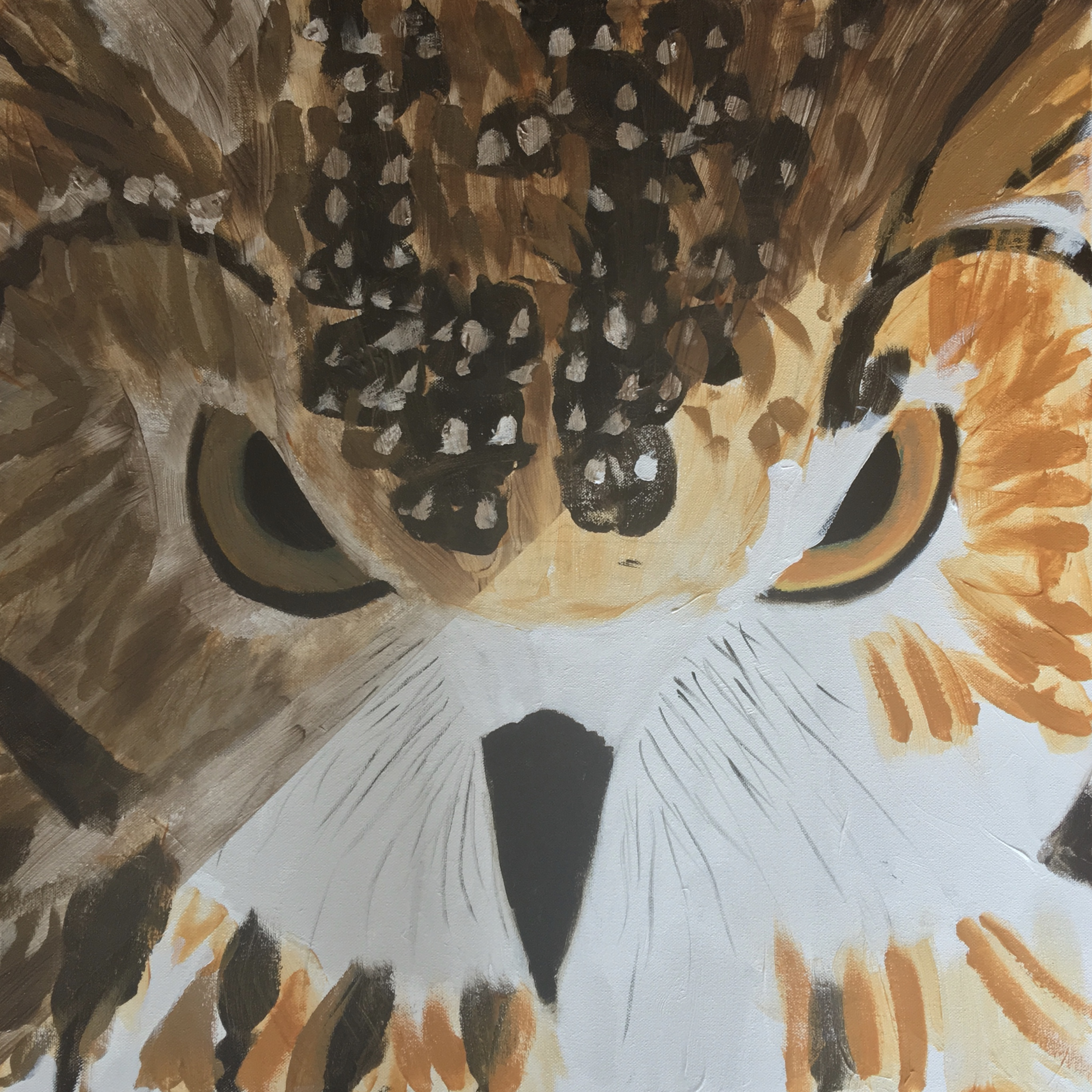 Owl - SOLD - Prints Available