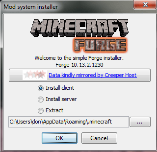 Installing Minecraft Forge and Pixelmon Mod | Don's Blog