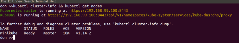 Kubernetes – with Minikube and Helm – part 1 | Don's Blog