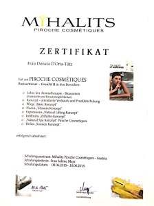 Piroche Basis 2 Zertifikat