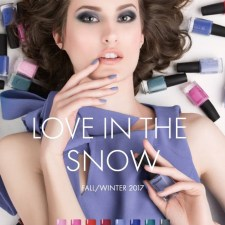 Kinetics Nails Love in the Snow