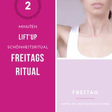 Gesichtsyoga Übungen Freitag