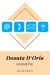 Donata D'Oria Kosmetik Kontakt