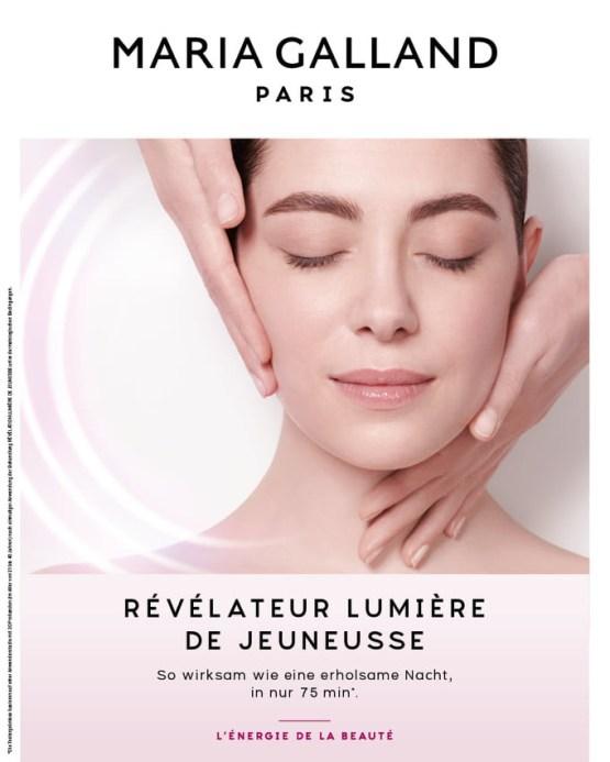RÉvélateur Lumière de Jeunesse Maria Galland Paris