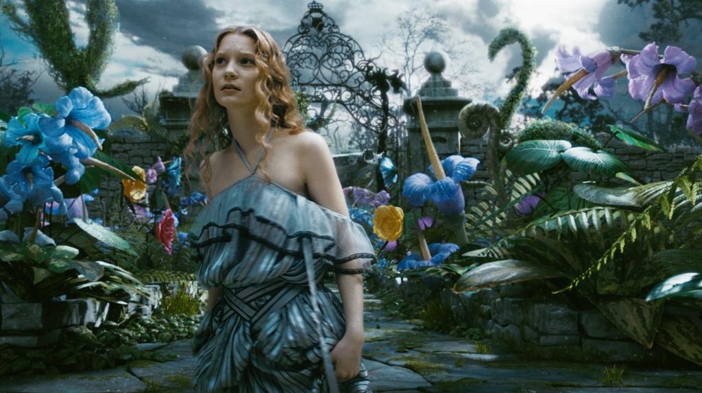 Alice Nel Paese Delle Meraviglie Cambiare Fa Paura