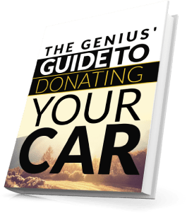 Donate a car to charity