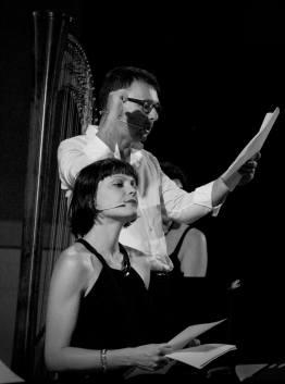 luglio 2017. Con Nicola Bortolotti