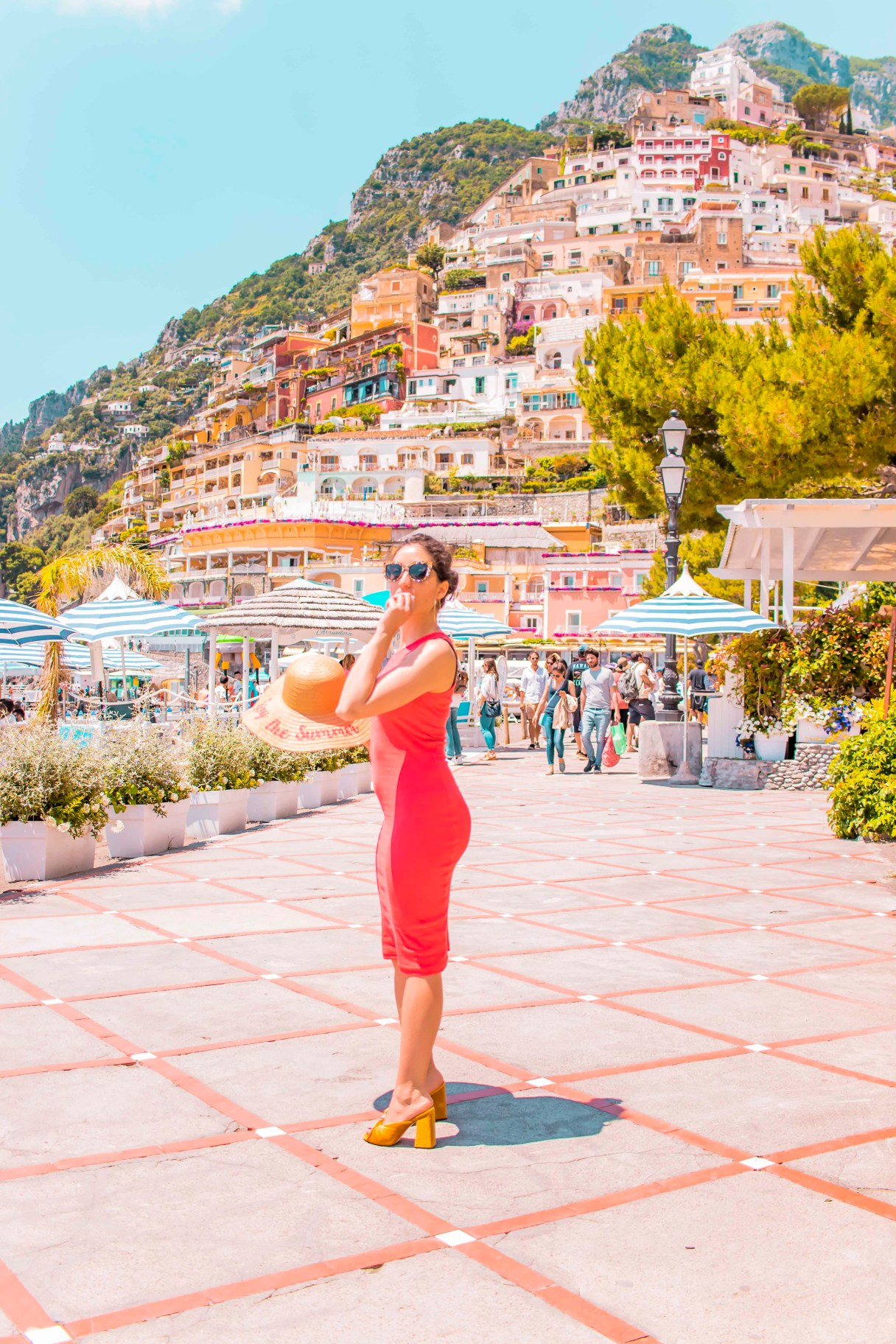 One day in Positano-10
