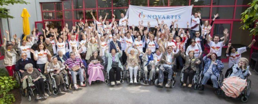 Novartis-CS Caritas Socialis-Partnerschaftstag 2014