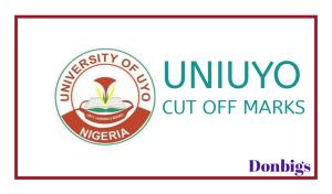 uniuyo cut of marks