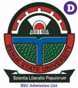 Bsu admission list