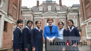 uk best 10 grammar school