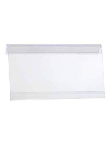 Porta etiquetas plástico detalle 2019