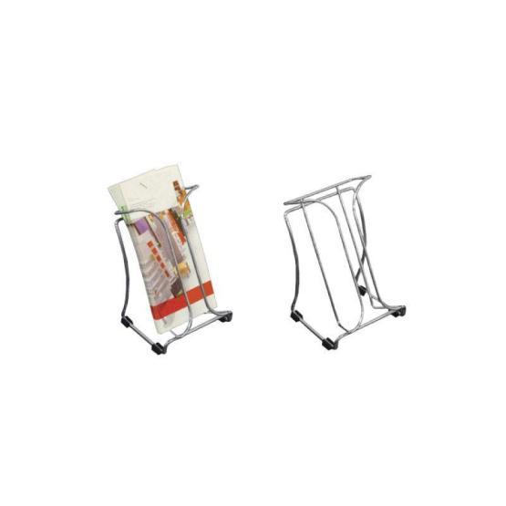 Porta Folletos Metálicos de Sobremesa disponible en varios tamaños