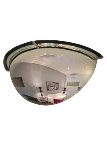 espejo de seguridad semi hemisferico imagen 3