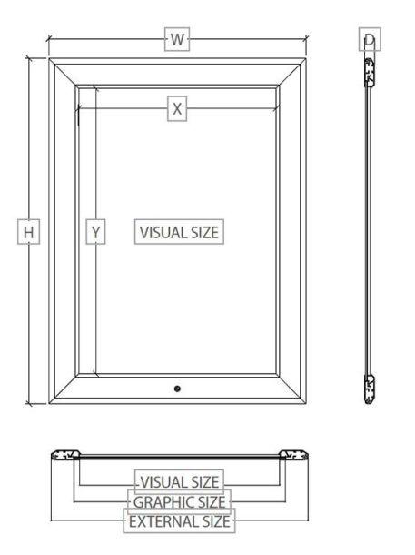marcos-de-aluminio-modelo-serena medidas
