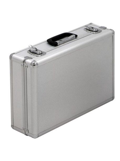 PortaFolletos Portátil con maletín rígido
