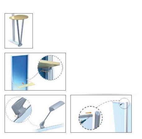 Sistema de Exhibición modelo Opole imagen 3