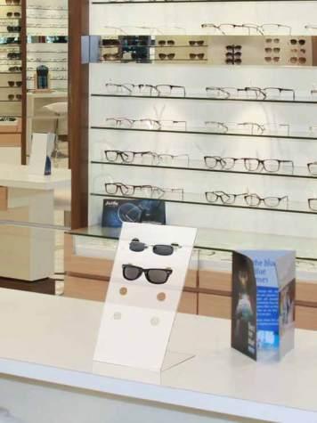Expositor de metacrilato para gafas 2019