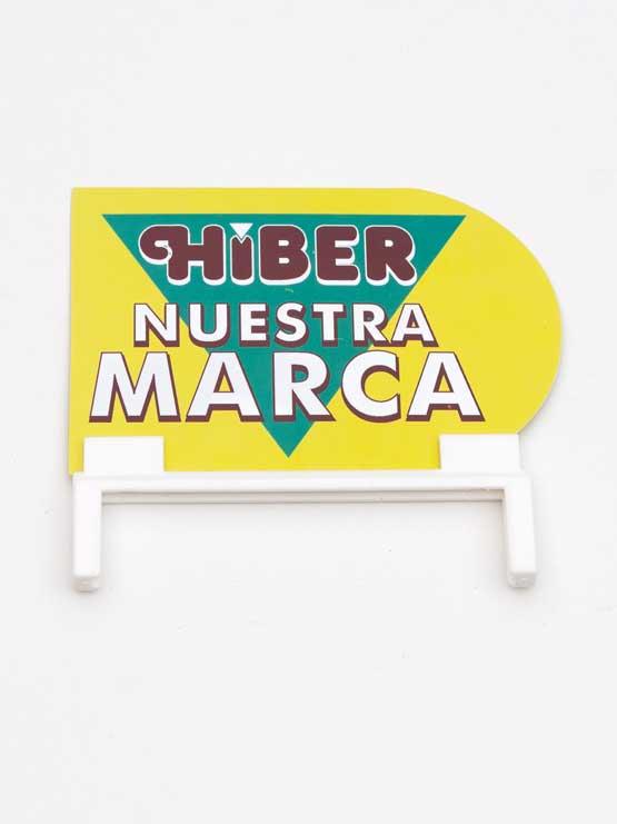 gorro promocional cartel hiber