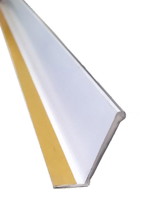 Perfil Porta Precio Adhesivo L-30 interior