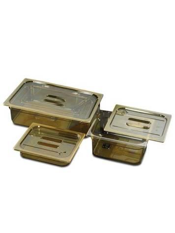 Tapas para Cubetas Gastronorm Alta Temperatura