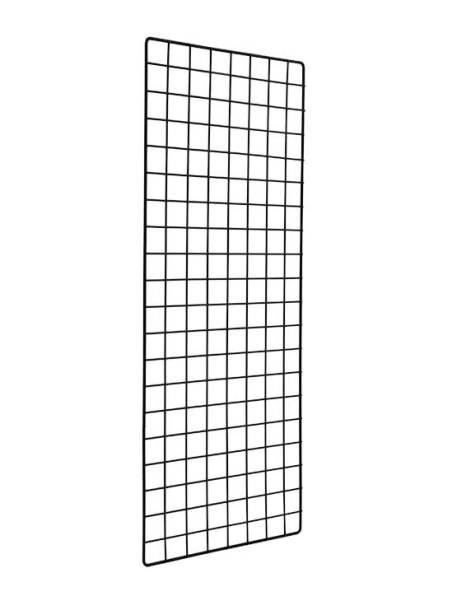 Panel fondo malla negro