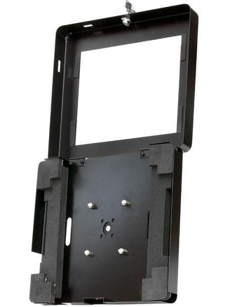 Soporte tablet pared abierto