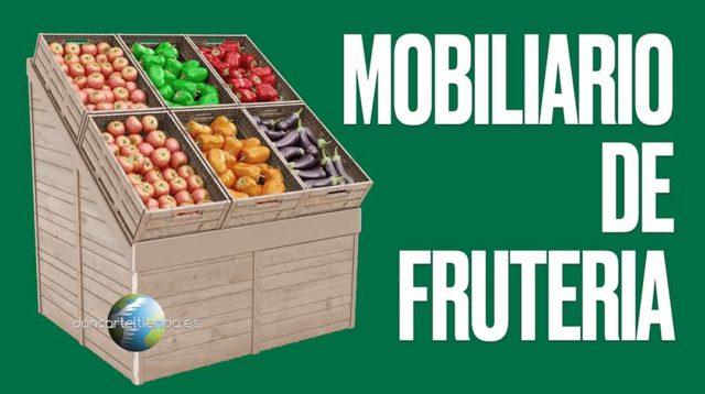 Mobiliario de frutería video