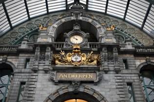 Ein Wochenende in Antwerpen