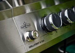 Grillfürst Gasgrill G310G