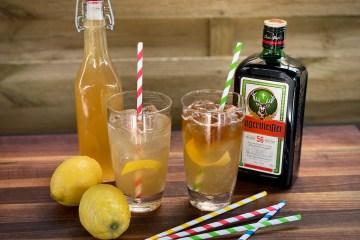 Frozen Jägermeister Lemonade