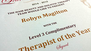 TherapistoftheYear