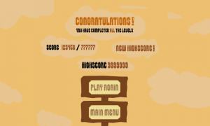 math arcade game over screen, end game, ui art, mobile game, android game