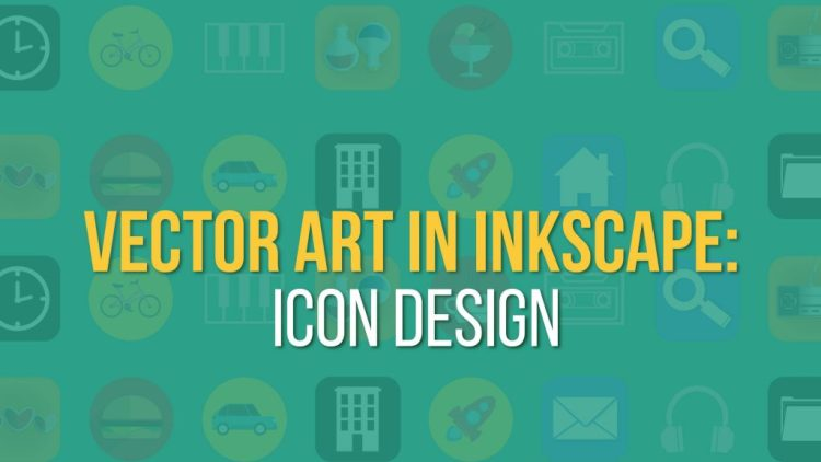 Learn Icon Design with Inkscape on Udemy! Vector Art on Inscape by Don Corgi