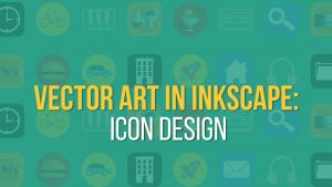 Learn Icon Design on Udemy! Vector Art in Inkscape by Don Corgi