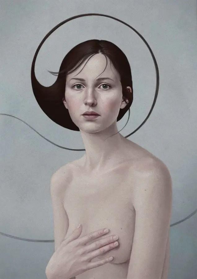 Portrait by Diego Fernandez, Inspirational Tuesday - Don Corgi