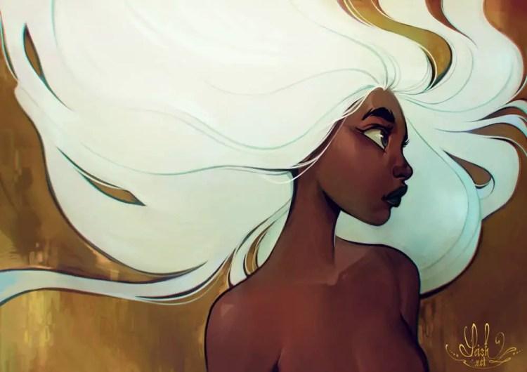 Glow in the Dark by Loish, Inspirational Artist