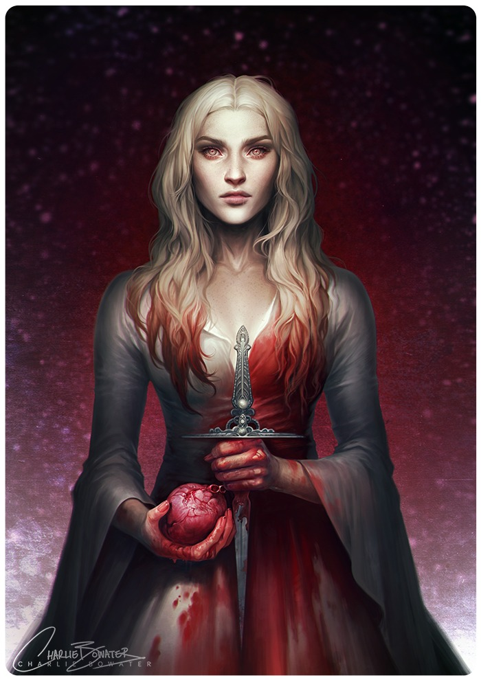 Graceless by Charlie Bowater on Deviantart, Inspirational Artist - Don Corgi