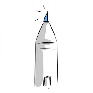 Pay Attention to your Drawing Tablet Nib! It can become slanted and damage your tablet.