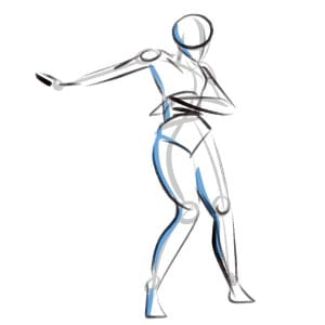 The Best Artist Anatomy Manikin that I Recommend any Artist to Use! by Don Corgi