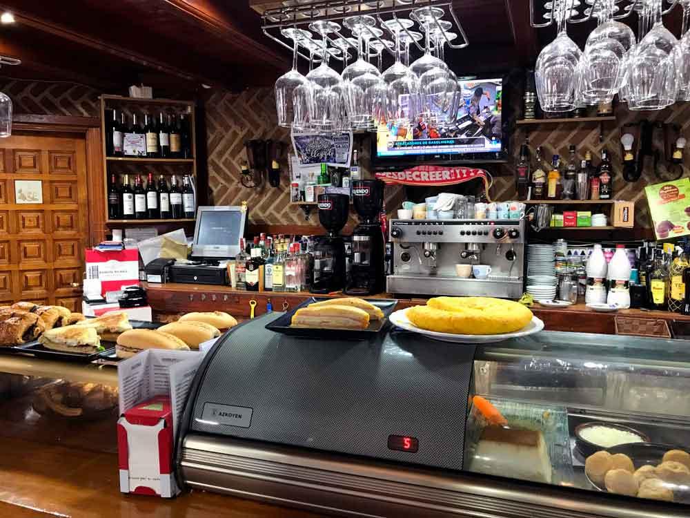 Restaurante El Trigal De La Martina Dónde Comer Sano