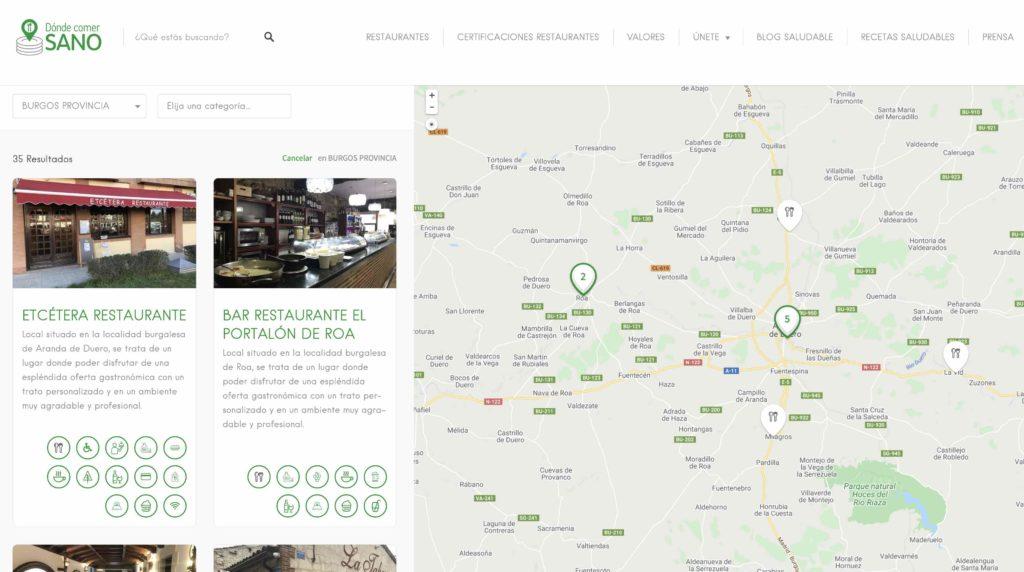 donde comer bien en Burgos