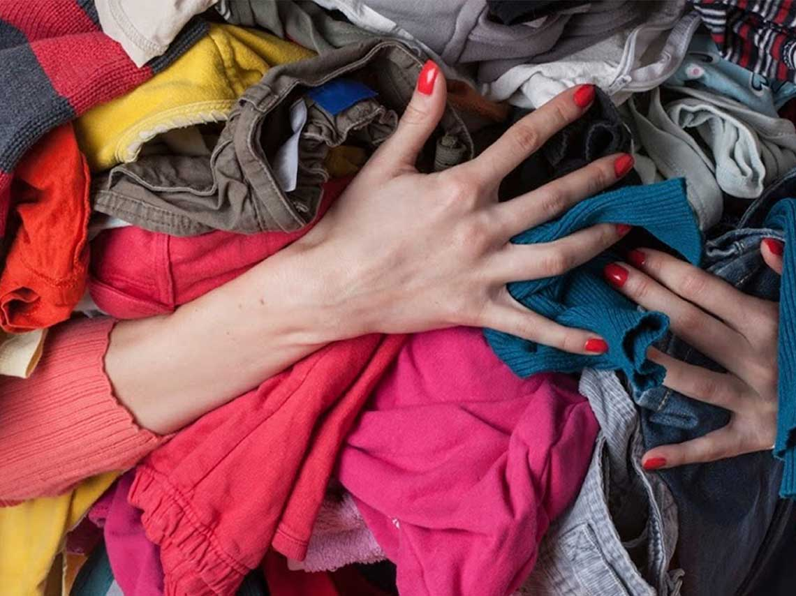 donde reciclar ropa