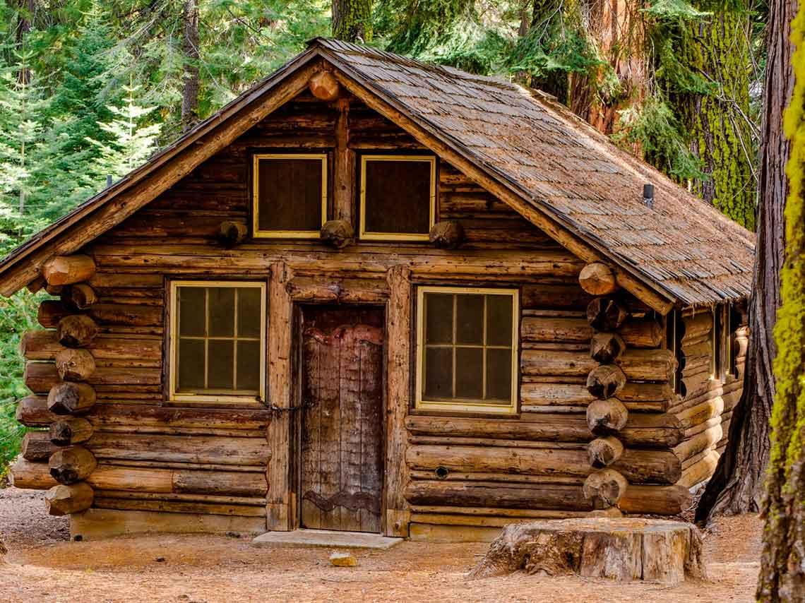 pueblos mgicos con cabaas duerme en una casa de madera