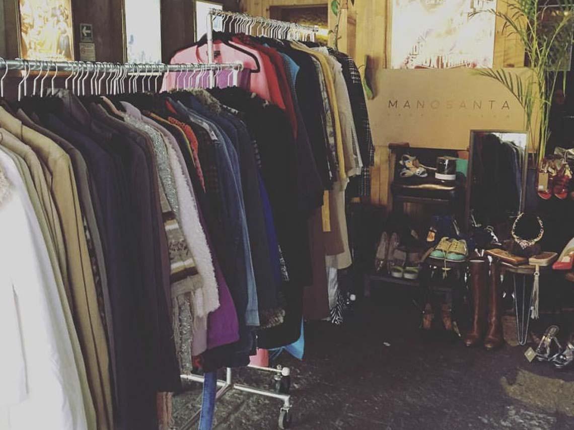 tiendas de ropa de segunda mano