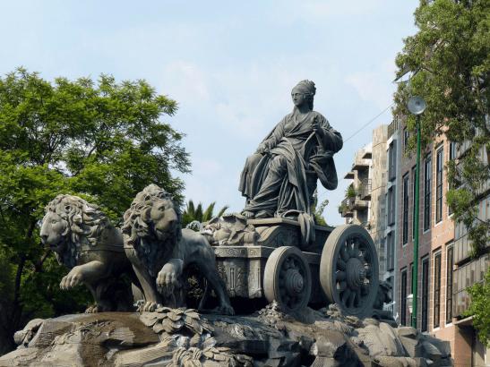 La Roma Norte